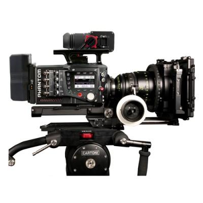芬腾 PHANTOM FLEX 4K高速摄影机 影视广告科研工业生产军事领域