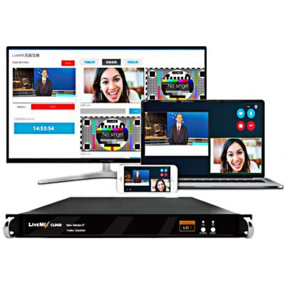 竖屏直播 远程互联互动 异地链接直播系统