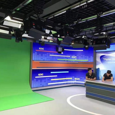 互联网家教在线教育高清校园电视台搭建