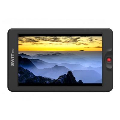 SWIT视威CM-S75C 7寸3000nit超高亮3DLUT阳光直射看HDR监视器