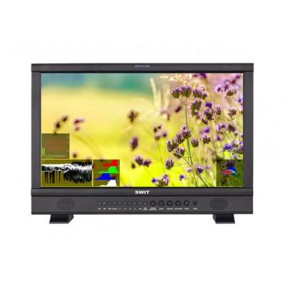 视威SWIT S-1223F 21.5寸全高清技监级演播室监视器 2K/3G/HD/SD-SDI
