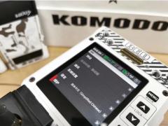 RED KOMODO 6K 中文版固件升级