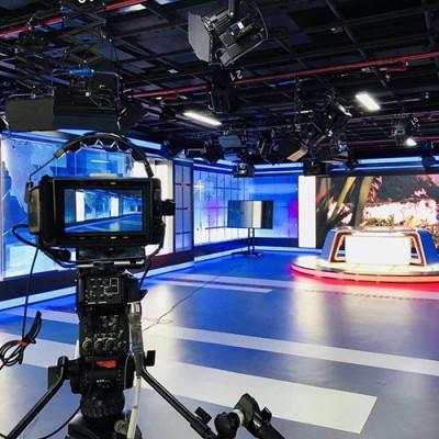 虚拟演播室灯光系统建设