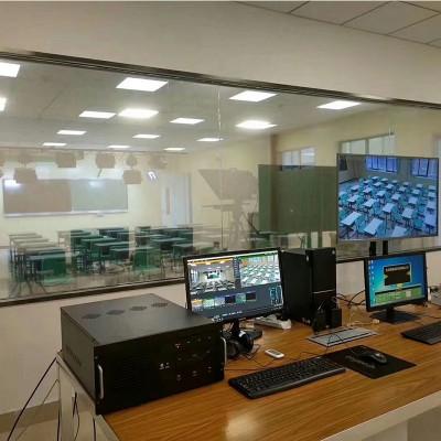 超清教育虚拟演播室建设