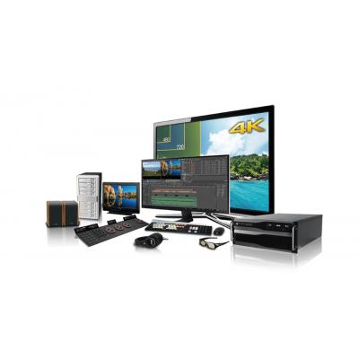 EVT4K Pro 12G-4K/3D/高清编辑工作站兼容高清非线编辑子系统