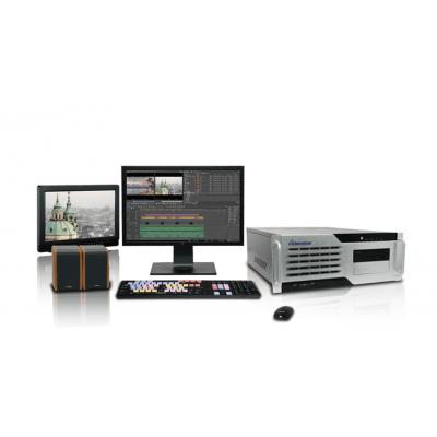 EVT S300 4K/3D/高清编辑工作站兼容高清非线编辑子系统