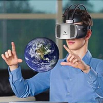 VR直播教育视频课程-竖屏直播设备