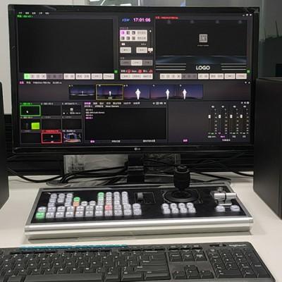AllCast真4K导播切换虚拟演播室
