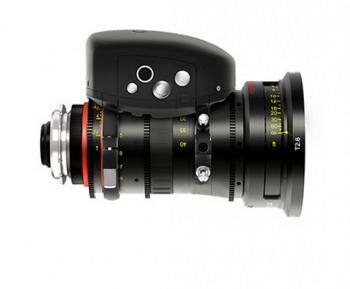 安琴电影镜头专用伺服单元上市