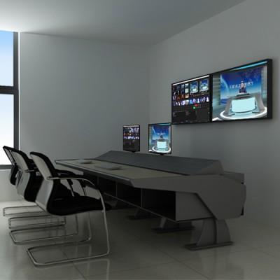 虚拟演播室建设