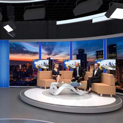 VSM 视讯天行真三维便携式虚拟直播一体机
