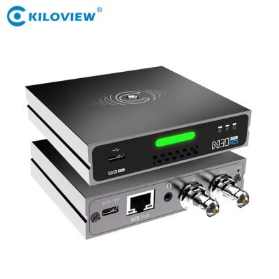 千视电子N30 12G-SDI编解码器广电低延时