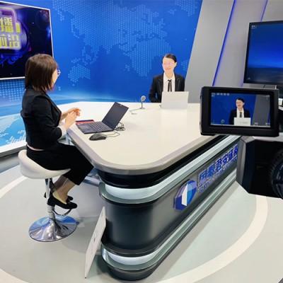 媒体平台 流媒体 新媒体 自媒体演播室搭建