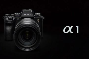 索尼发布 Sony Alpha A1 全画幅相机 8K 5000万像素