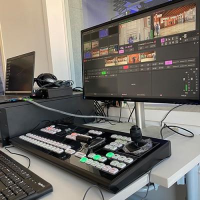 8K超清 现场VR制播系统LiveMix Switch V8
