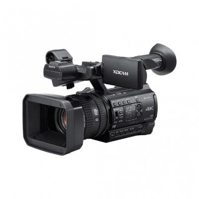 Sony 索尼 PXW-Z150 手持式4K高清专业摄像机 摄录一体机 支持120FPS高帧率慢动作