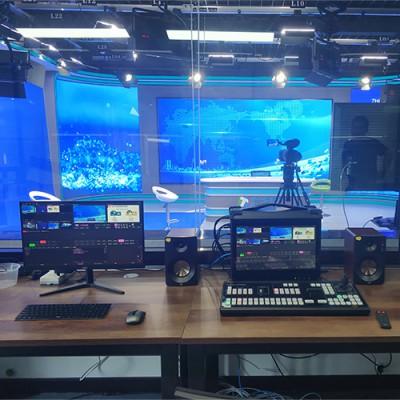 AllCast真三维虚拟导播 5G+VR制播直播设备