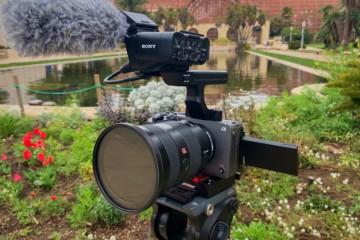 索尼SONY 全画幅FX3摄影机评测