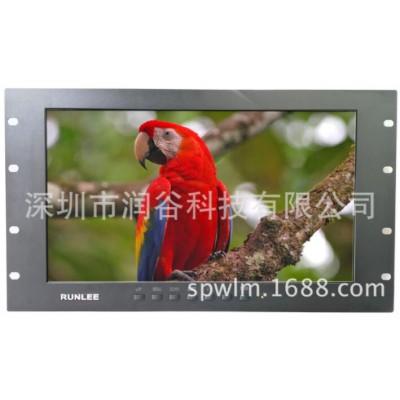 机架式监视器,导播监视器,6U监视器,HDMI监视器