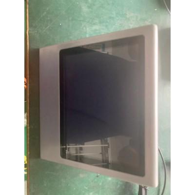 闸机8寸外装显示器 三角显示器 嵌入式工控显示器