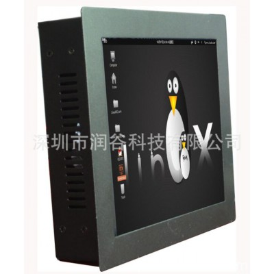 深圳8寸单VGA内嵌式闸机用显示器定制厂家