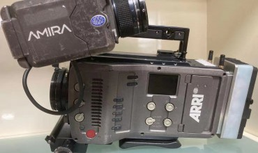 出一台ARRI  AMIRA 艾美拉,阿莱性价比最高的摄影机
