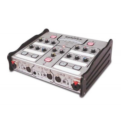 Sonifex CM-CU21 双工位评论员基站