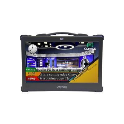 Cgangs Livestudio FX在线包装赛事系统便携式一体机