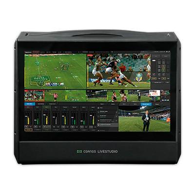 强氧 Livestudio HD 4K导播直播便携一体机