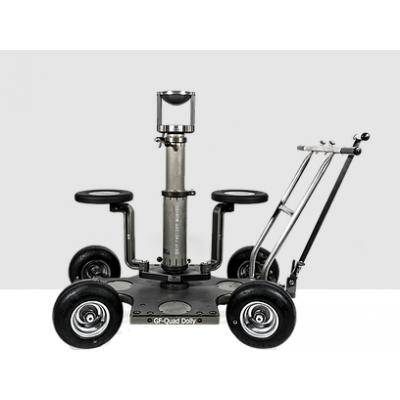 德国GFM 气轮板车轻型移动车摄影车