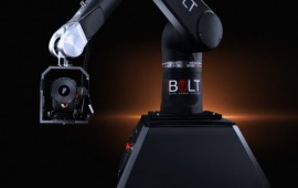 MRMC Bolt Jr + 轻型机械臂: 全新轻巧轨道底座