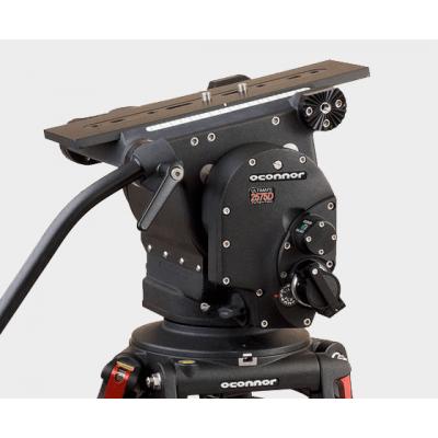 美国欧可诺Oconnor电影云台2575D液压云台 欧科诺60公斤承重