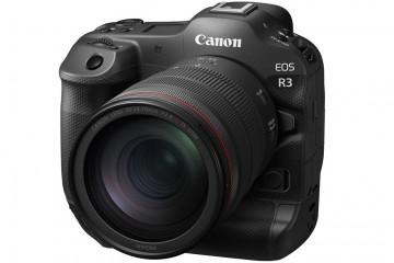 佳能透露EOS R3更多照片和规格