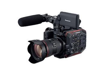 松下 PanasonicAU-EVA1MC 5.7K电影级摄�像机4K高清红外夜摄电影机 直播手持 EF卡口