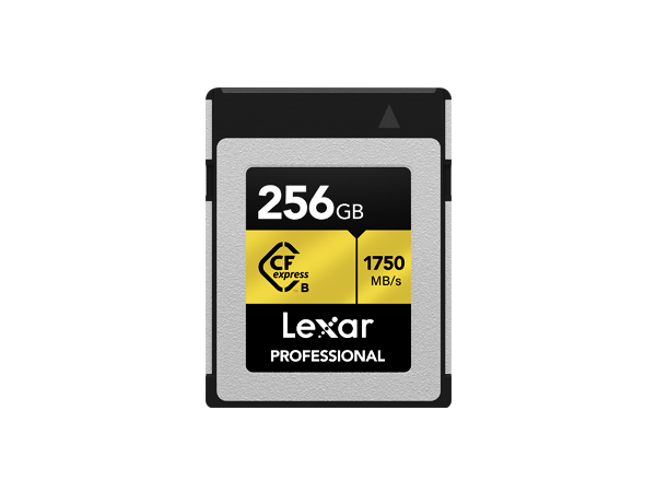 Lexar 雷克沙 CFexpress Type B卡尼康Z6/D6佳能1DX3/R5摄像机内存卡 CFe 256G
