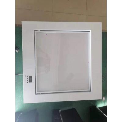 会议室专用电动翻转LED平板灯内嵌式遥控LED灯具