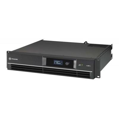 德国大地DYNACORD C1800FDI C1300FDI 功放配EV音箱数字功放