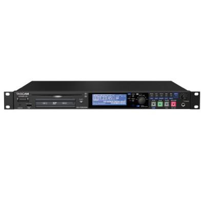 TASCAM SS-CDR250N SS-R250N 可联网的固态CD录音机播放机