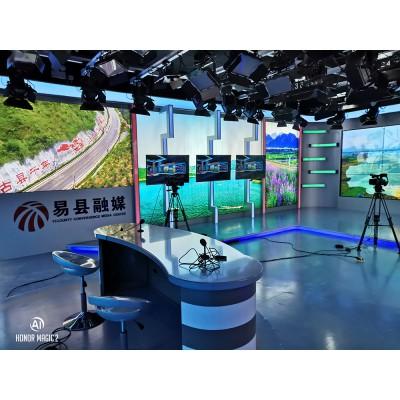 融媒体虚拟演播室项目 录播演播室系统