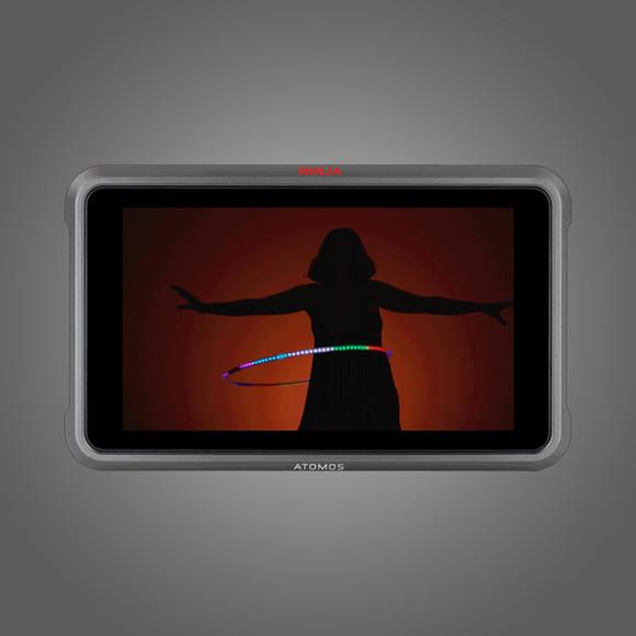 Atomos阿童木ninja v+ plus记录仪8K RAW/4K 120P监视器外录机