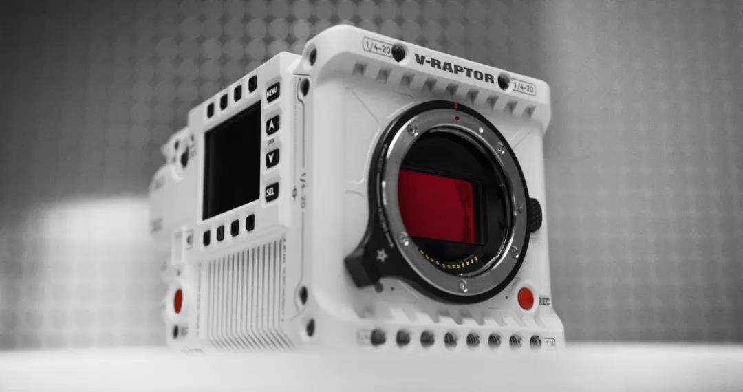 RED DSMC 3代 V-RAPTOR 8K VV 迅猛『龙电影机→ 摄象机8K 120帧 2K 600帧 高速
