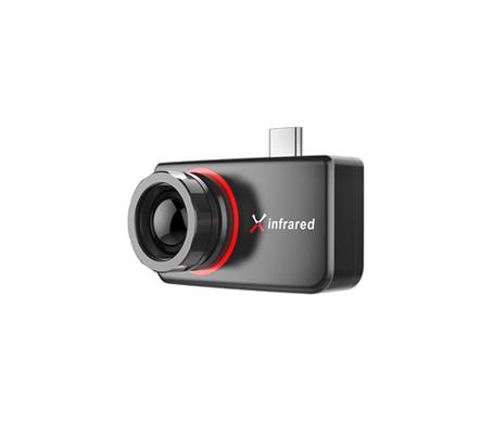 T3S T3Pro 红外手机热成像测温仪 户外搜索夜视仪∏测温热像仪热感应